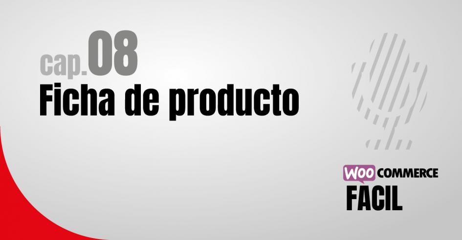 WooCommerce Fácil Ficha de producto capítulo 8