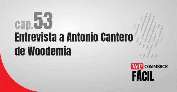 Entrevista a Antonio Cantero de Woodemia